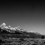 Teton Black and White